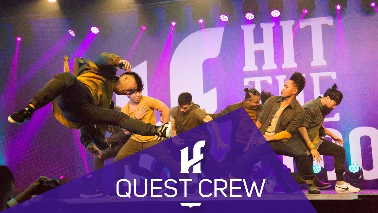QUEST CREW | Hit The Floor Gatineau #HTF2017
