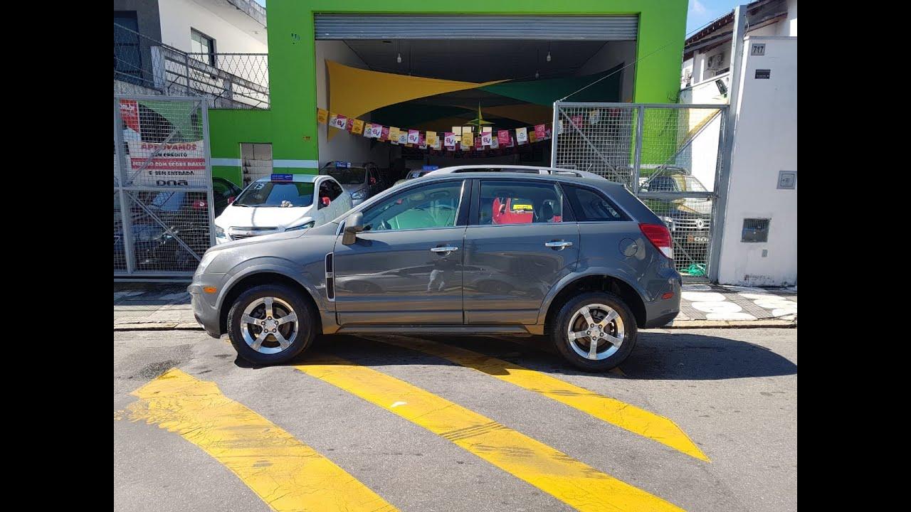 GM/CAPTIVA V6 2009 COMPLETO AUTOMÁTICO, TEM SCORE BAIXO LIGA AGORA