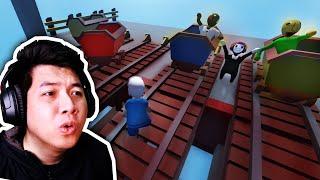 ทดสอบความเป็นเพื่อน EP.8 พาคุณยาย Granny เล่นรถไฟเหาะ