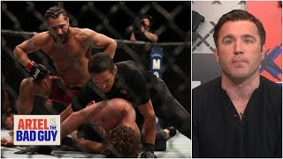 Are there positives after Jorge Masvidal's 5-second KO for Ben Askren? | Ariel & the Bad Guy