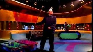 """""""Lee Evans"""" & """"Primal Scream"""" On The Jonathan Ross Show 4 Ep 20 18 May 2013 Part 4/4"""