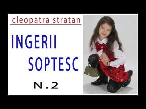 cantece de iarna si Craciun – Cleopatra Stratan – Ingerii soptesc
