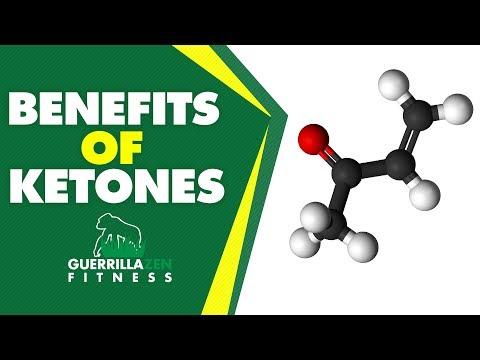TOP 3 Benefits of KETONES | Ketogenic Diet