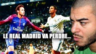 LE PSG VA BATTRE LE REAL MADRID - ANALYSE