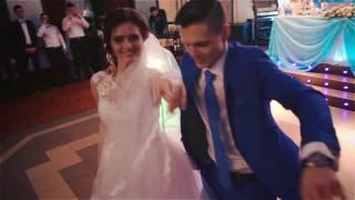 Первый танец молодых...