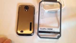 Incipio DualPro Shine Case For Samsung Galaxy S4 Review