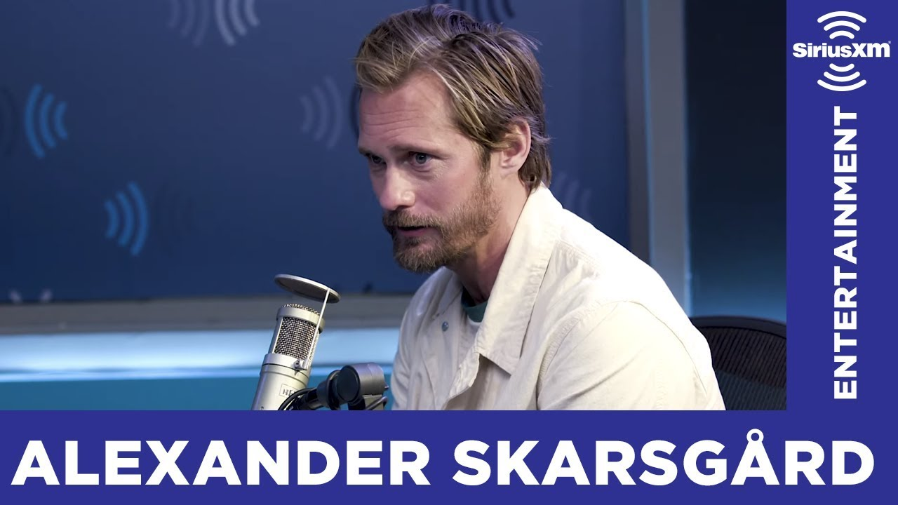 Alexander Skarsgård Teases His Role As Randall Flagg in 'The Stand'