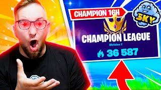 CHAMPION w 16H CHALLENGE! *BEAST MODE*