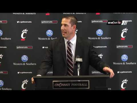 Head Coach Luke Fickell's Introductory Press Conference