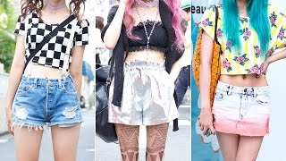 10 Ways to Wear Crop Tops - Tokyo Fashion