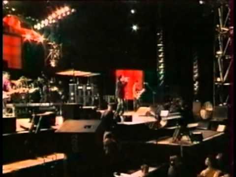 U2 Rare Where the streets have no name New York Yankee Stadium 1992 08 30