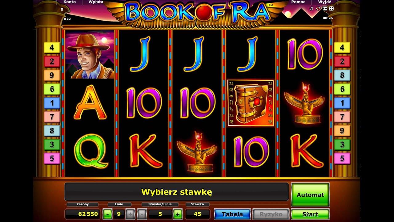 Gry Hazardowe Automaty