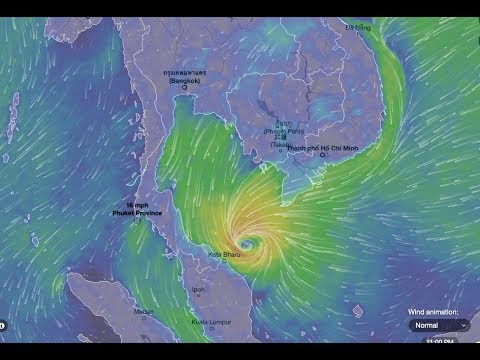 PABUK a tropical storm, not a typhoon