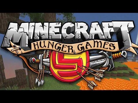 Minecraft: INTO THE LAVA - Hunger Games Survival w/ CaptainSparklez