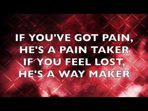 CHAIN BREAKER  ZACH WILLIAMS  LYRIC