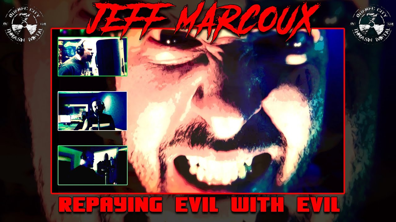 """The new music video """"Repaying Evil With Evil""""."""
