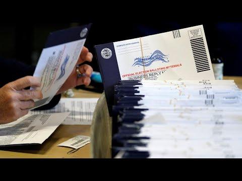 'Global woke fascism' won't even let 'debate over voter-fraud' to take place