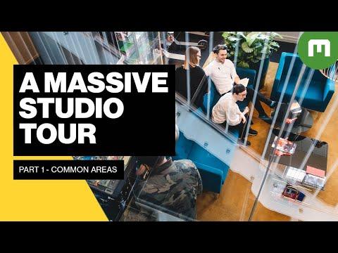 A Massive Studio Tour - Part 1