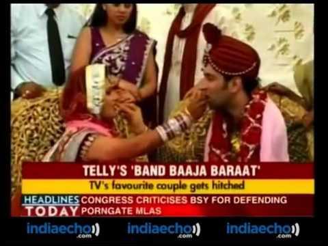 Pernikahan Asli Pemeran Veer dan Tapasya serial Drama Uttaran