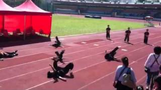 香港國際武術培訓中心(培基小學表演)