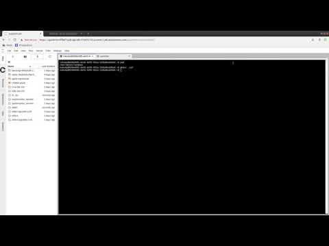 Connect JupyterLab to Github