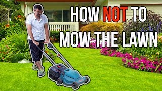 TRYING TO MOW THE LAWN | Learn Romanian Conversation #6
