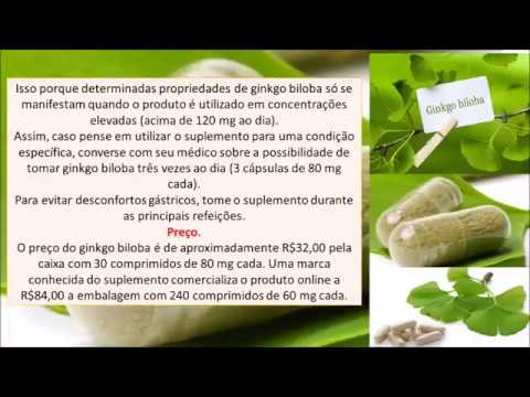 beneficios do ginkgo biloba