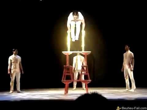 Chinese circus FAIL