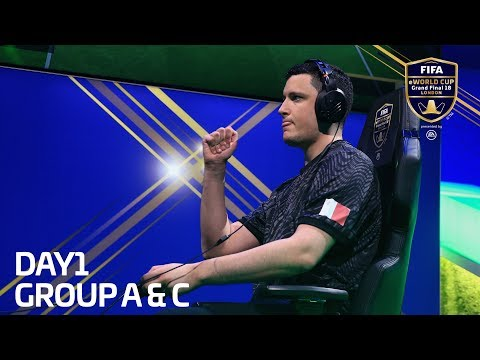 FIFA EWorld Cup 2018- Groups A & C (German Commentary)