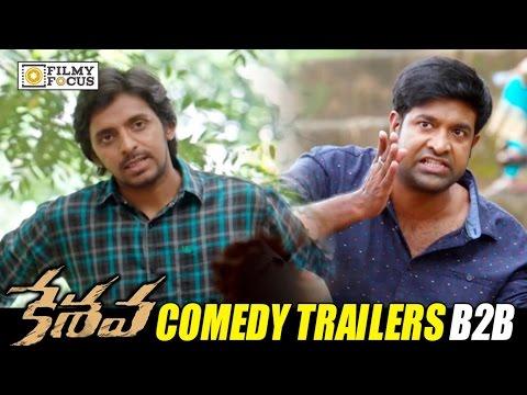 Keshava Comedy Trailers    Back to Back    Nikhil, Priyadarshi, Vennala Kishore - Filmyfocus.com