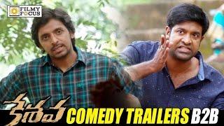 Telugutimes.net Keshava Comedy Trailers