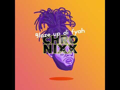 Download Chronixx - Blaze up the fire (Black Beanie Dub Rework)