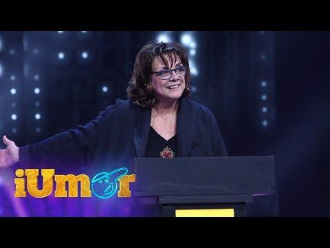 Carmen Tănase, roast acid la iUmor: