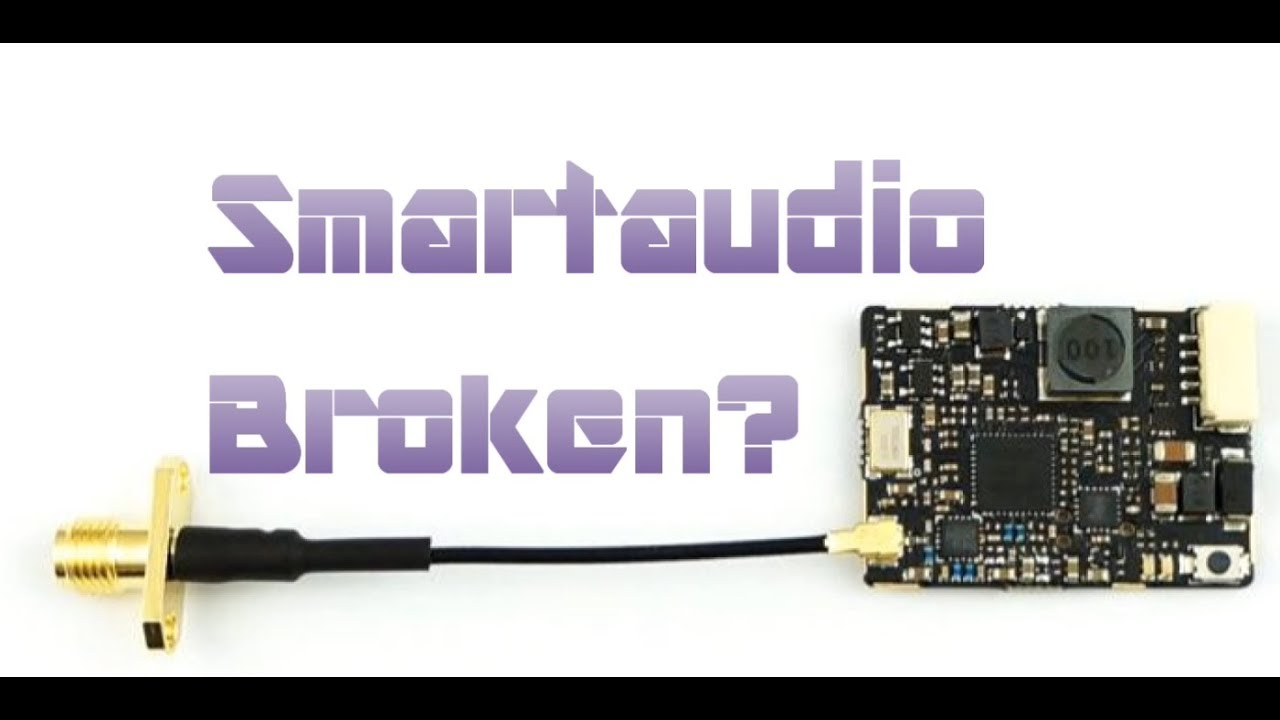 Smart Audio Not Working