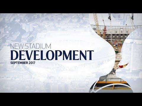 NEW STADIUM TIMELAPSE | SEPTEMBER 2017