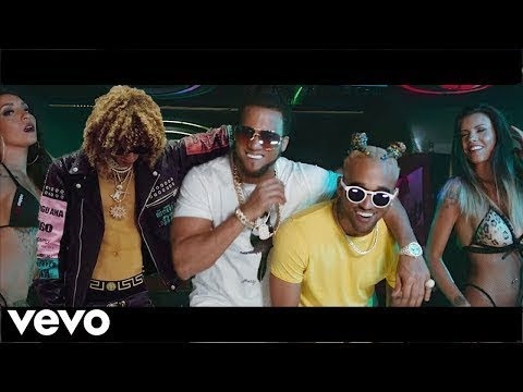 Suave REMIX-VIDEO OFFICIAL Ft. Plan b, Jon Z, Bryant Myers, Miky Woodz & Omega El Fuerte (CONCEPT)