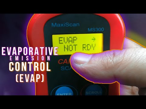 Evap Monitor Not READY ? PASS A SMOG TEST NOW, PASS EMISSIONS Evaporative Emission Control