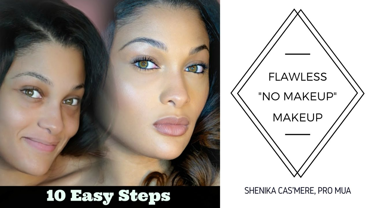 how to get flawless makeup step by step