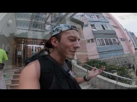 Влад и Андрей Возный в Hong Kong