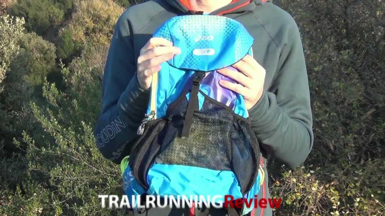 asics run lyte backpack
