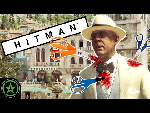 Let's Watch - Hitman - The Guru