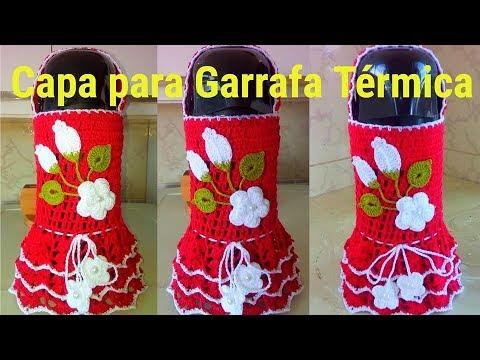 Capa para Garrafa Térmica - Capa para Garrafa Térmica - 01 Parte ... 54387857ef5