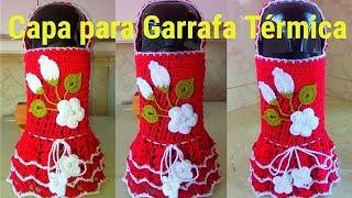 Capa para Garrafa Térmica - Capa para Garrafa Térmica - 01 Parte - YouTube ff1edb34f4c