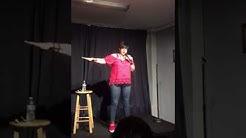 Jaime Glasser at Off Main Comedy Club Mesa AZ 7/21/17
