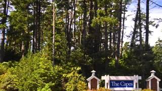 Homes for Sale - Real Estate - Oregon Coast - Oceanside - The Capes - Vacant Lot