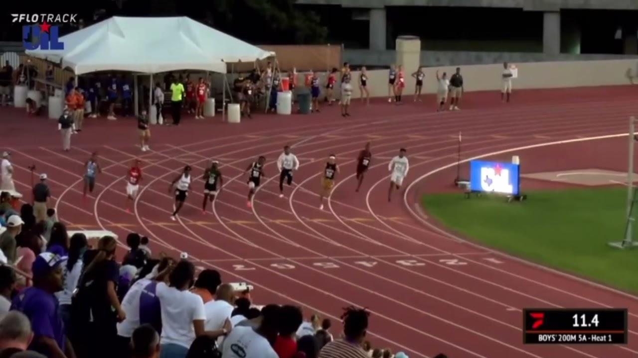 2021 State Track Meet (Texas) 5A