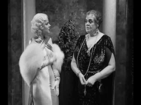 "Jean Harlow Gems from ""Dinner At Eight"""
