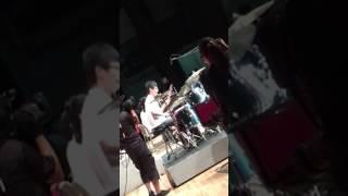 Japan Student Jazz Festival2016 愛知中学高校吹奏楽団 barnburner