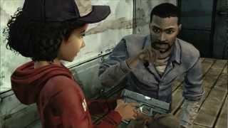 "The Walking Dead Game: Episode 3 - ""Long Road Ahead"" (All Cutscenes)"