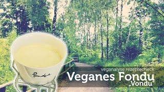 Veganes Fondu (